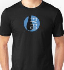 FYFD Classic Logo Slim Fit T-Shirt