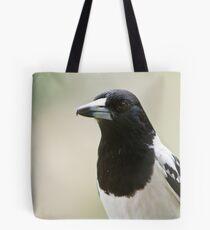 Pied Butcherbird Tote Bag