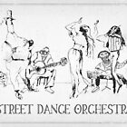 Street Dance Orchestra by BlackLineWhite