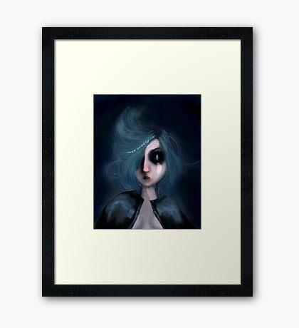 Chronophobia Framed Print