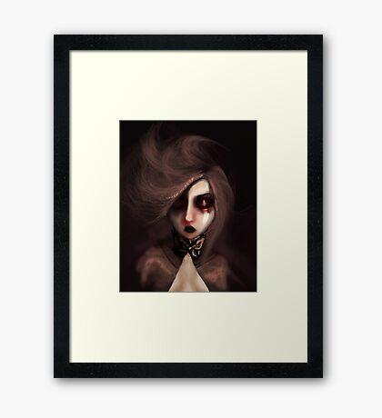 Duskia Framed Print