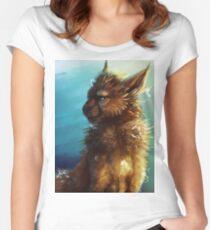 Jolteon Women's Fitted Scoop T-Shirt