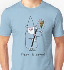 Pizza Wizard  Slim Fit T-Shirt