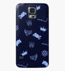 Königin Thema Hülle & Klebefolie für Samsung Galaxy