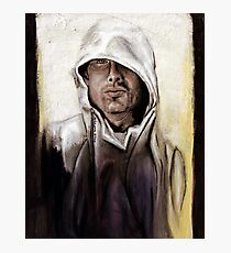 Thom Yorke Photographic Print