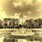 Veterans Memorial Park by Noble Upchurch