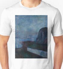 "Edvard Munch ""Starry Night"", 1893 Unisex T-Shirt"