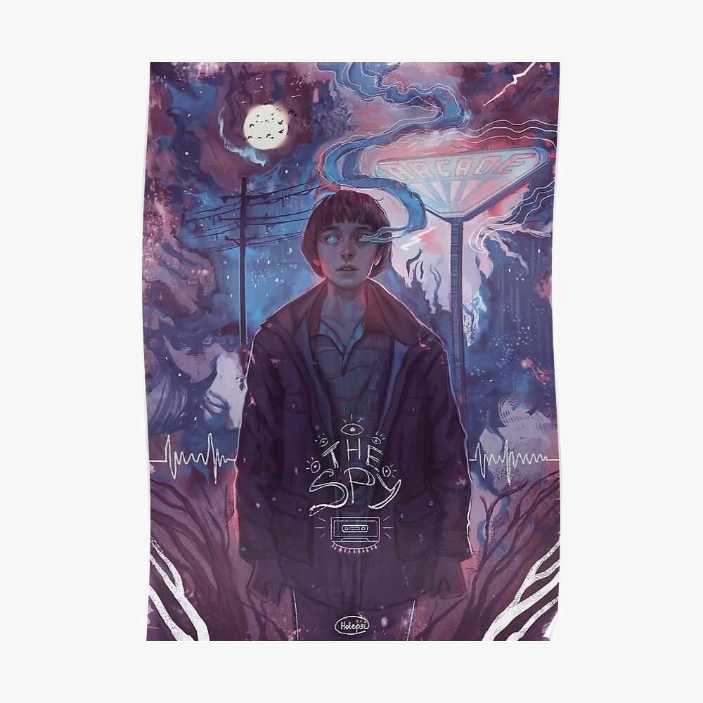 Fremde Dinge - Der Spion Poster