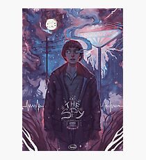 Stranger Things - The Spy Photographic Print