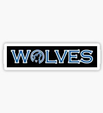 Wolves Sticker