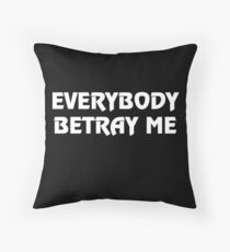 The Room - Tommy Wiseau Throw Pillow