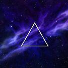 Blue Galaxy by nikury