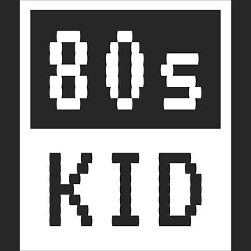 80s KID by authentica