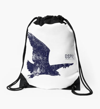 Osprey Taking Flight Drawstring Bag