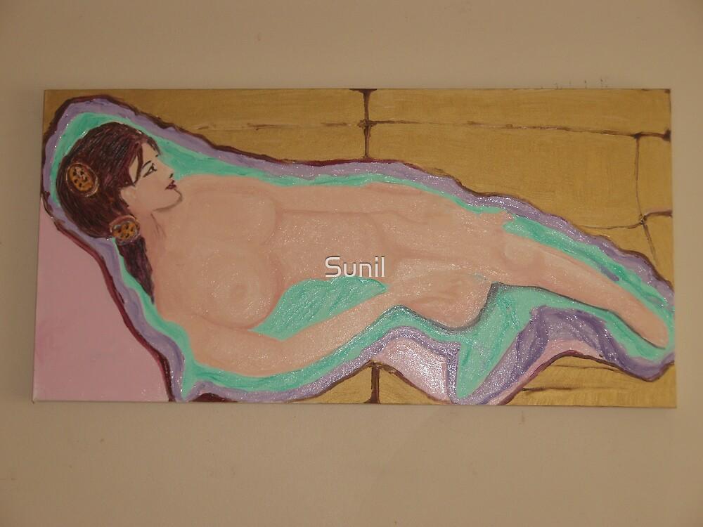 Weekend: Sun Bathing by Sunil