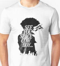 Cowboy Bebop - Spike Spiegel Unisex T-Shirt