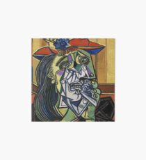 The Weeping Woman-Pablo Picasso Art Board