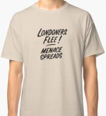 WEB SIGHTS (Black Text) Classic T-Shirt