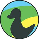 Siligong Valley logo duck only by Beermogul