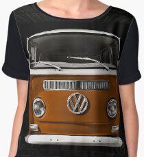 Volkswagen kombi camper Orange Chiffon Top