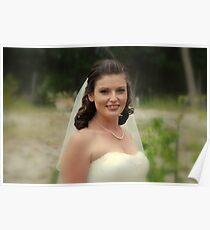 Alicia Wedding Day Poster