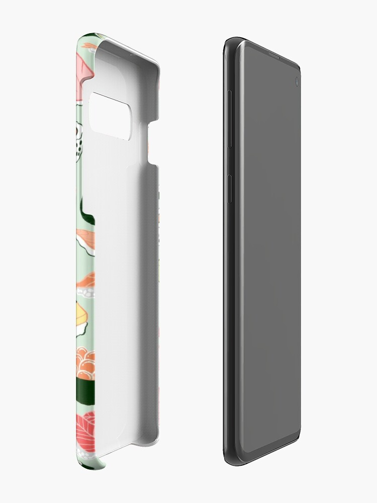 Alternate view of Sushi Forever! Case & Skin for Samsung Galaxy
