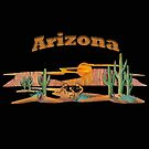 A T-shirt for Arizona by Walter Colvin