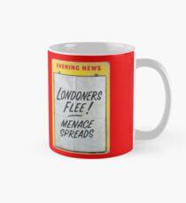 WEB SIGHTS (Newspaper Board) Mug