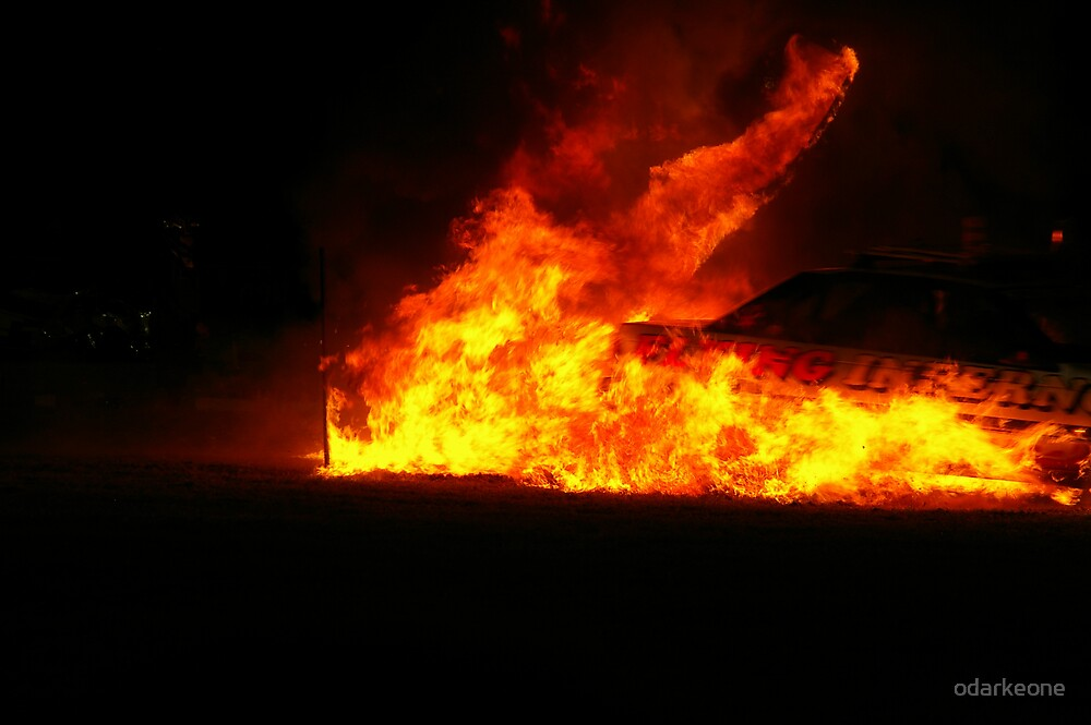 Fire Ride 2 by odarkeone