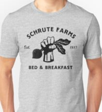 Schrute Farms Unisex T-Shirt