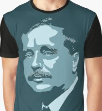 H.G. Wells Graphic T-Shirt
