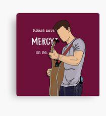 Shawn Mendes (Mercy) Canvas Print