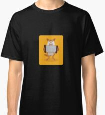 Dog Accordion - Animals Playing Instruments, Musical Instrument, Animal Lover, Cute Classic T-Shirt
