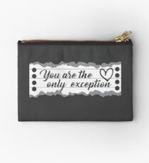 Paramore: You Are the Only Exception Studio Pouch