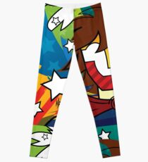 The Illusionist Leggings