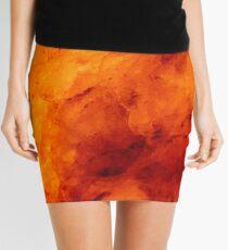 Lava Rock Mini Skirt