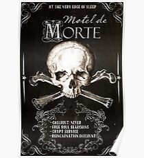 Motel de Morte Poster