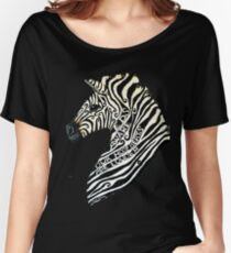 Ehlers Danlos Syndrome Zebra Women's Relaxed Fit T-Shirt