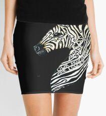 Ehlers Danlos Syndrome Zebra Mini Skirt