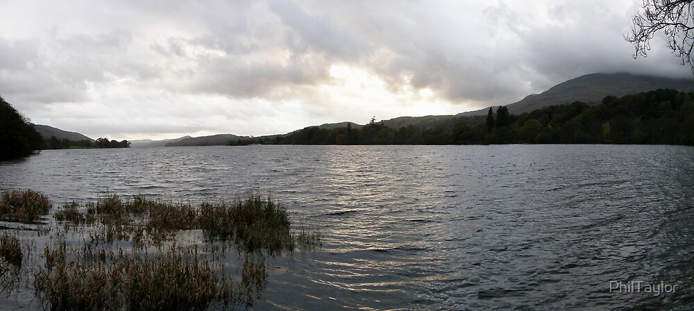 Coniston Panorama by PhilTaylor