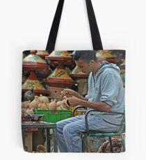 Pottery Tote Bag