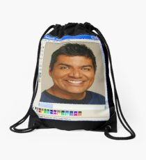 nice, cool, wow Drawstring Bag