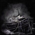 Dark Voyage by ROUBLE RUST