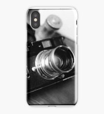 The Photojournalist iPhone Case/Skin