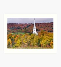 St Marys Mabou Nova Scotia Art Print