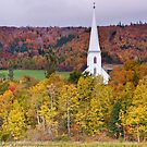St Marys Mabou Nova Scotia by EvaMcDermott