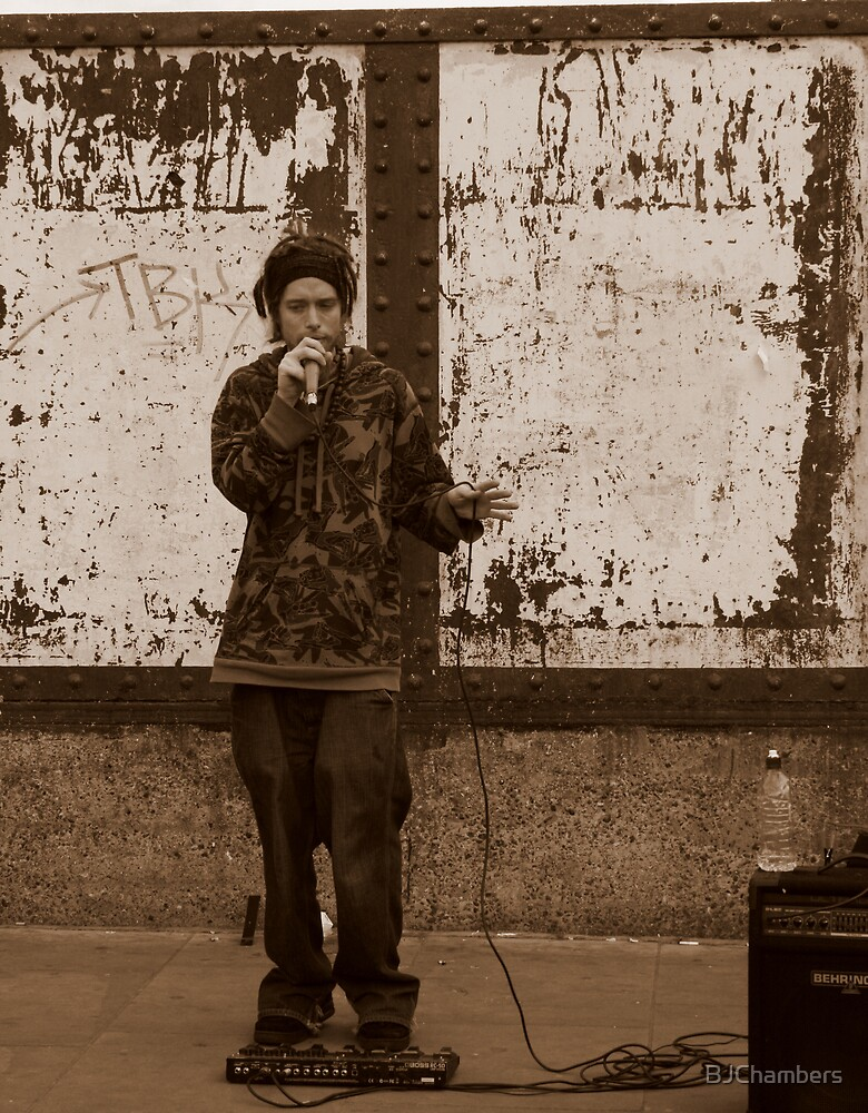 The Beat-Boxer by BJChambers