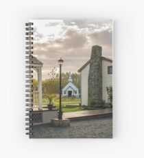 Heart of Hope Valley Spiral Notebook