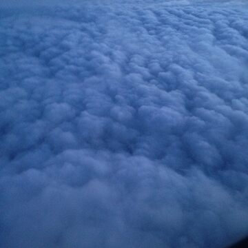 A Sea of Clouds by RosevilleFOL