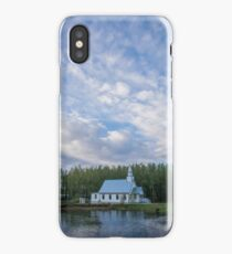 Clouds over Hope Valley iPhone Case/Skin